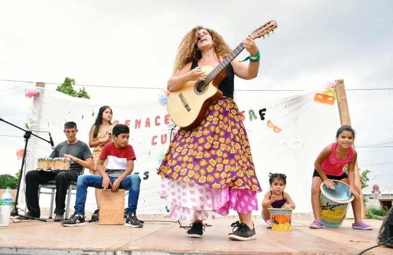 Foto: Jovenes Al Frente